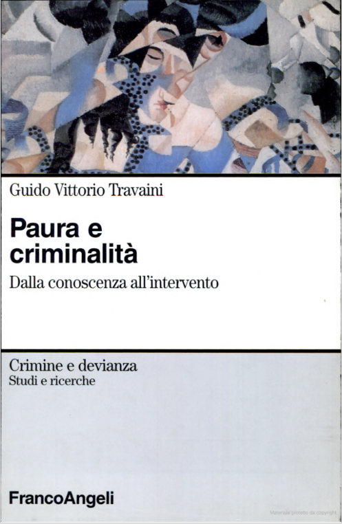 Paura e criminalita