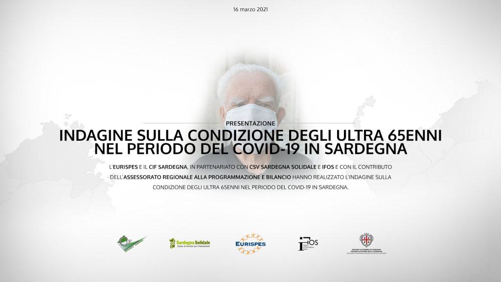 Webinar indagine anziani covid Sardegna